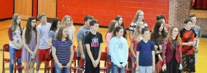 NJHS inductees